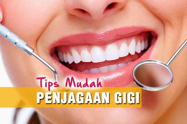 Cara Mudah Kekalkan Kesihatan Gigi Dan Gusi Arilglow Pemutih